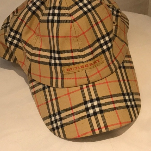 Burberry Accessories - Burberry plaid hat 81a2ea0bccd